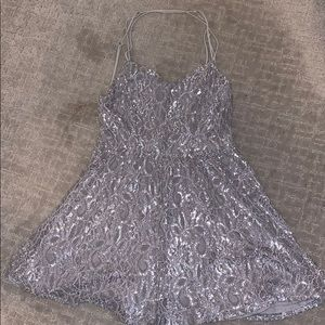 LIKE NEW urban outrider romper